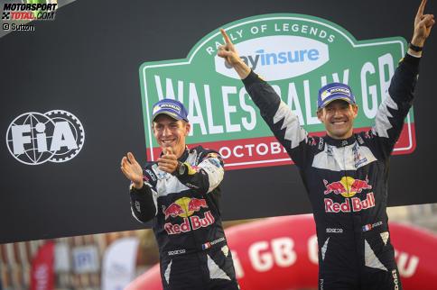 Sebastien Ogier (M-Sport) und Julien Ingrassia