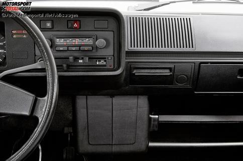 Radio Braunschweig im Golf von 1974