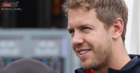 Sebastian Vettel spendet signierte Rennstrecken-Skizzen für den guten Zweck