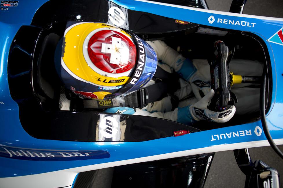 Sebastien Buemi (Renault e.dams)