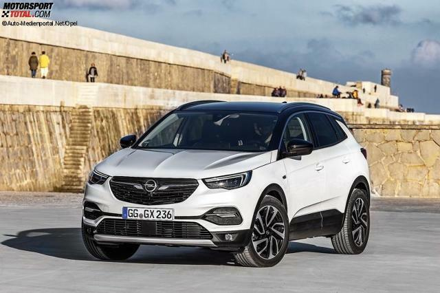 opel grandland x ultimate 2018 kaufen bilder preis motoren kofferraum. Black Bedroom Furniture Sets. Home Design Ideas