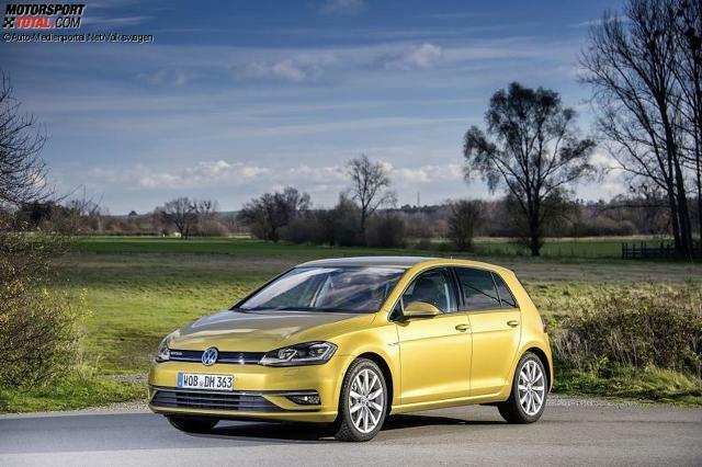 Volkswagen Golf Hybrid 2018 Infos Zum Neuen Motorkonzept