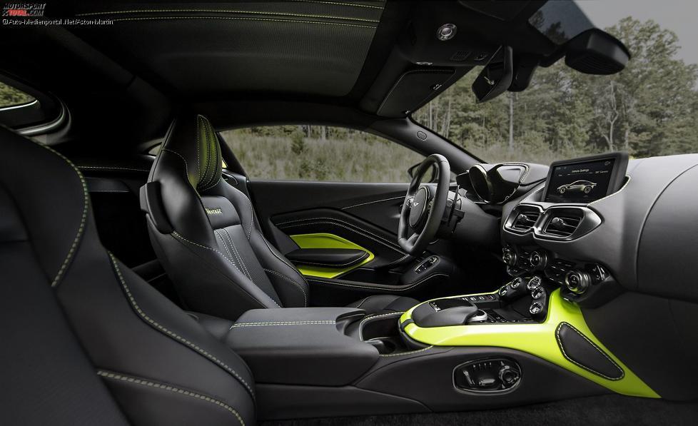 Fotos Aston Martin Vantage 2018 Foto 8 34