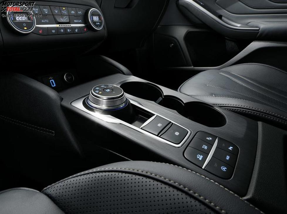 Innenraum Ford Focus Vignale 2018