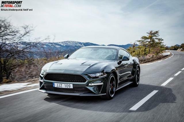 Ford Mustang Bullitt 2018 Bestellbar Zum Preis Ab 52 500 Euro