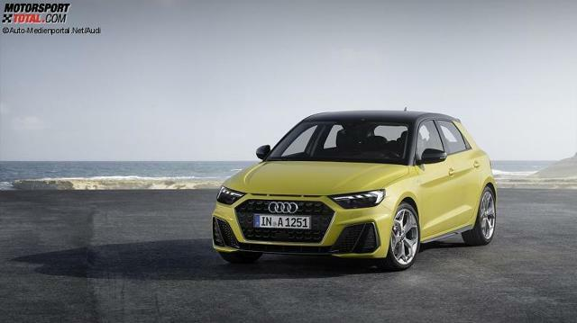 audi a1 sportback 2019 bilder info zu preis motoren innenraum. Black Bedroom Furniture Sets. Home Design Ideas