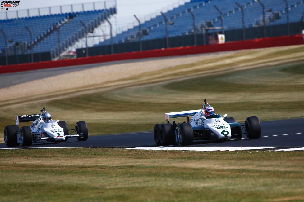 Jenson Button und Guy Martin