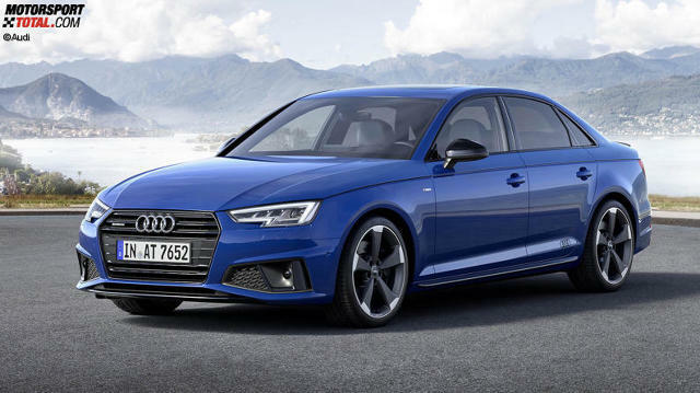 Audi A4 2019 Facelift Ab Spatsommer In Deutschland Bestellbar