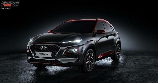 Hyundai Kona Iron Man Edition 2018
