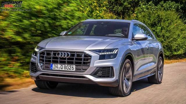 audi q8 2018 im test: lohnt das premium-suv-coupé wirklich?