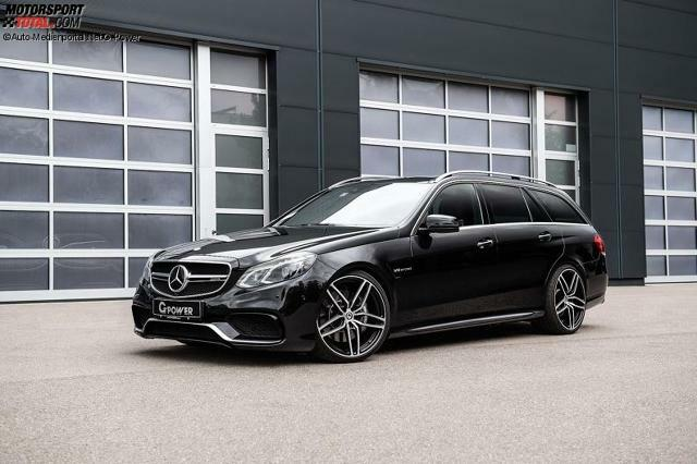 g power e63 s amg kombi tuning auf newtonmeter. Black Bedroom Furniture Sets. Home Design Ideas