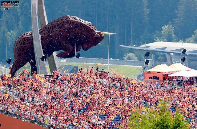 Spielberg zählte auch in diesem Jahr wieder zu den stärksten Rennen. Ein Überblick über die Zahlen aller 19 Grands Prix