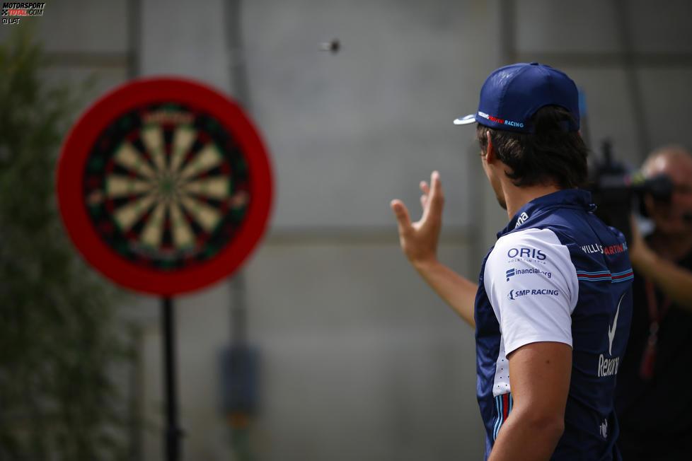 Lance Stroll (Williams)