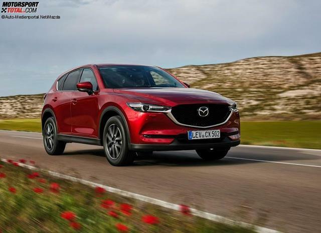 Mazda Cx 5 Facelift 2019 Feinschliff