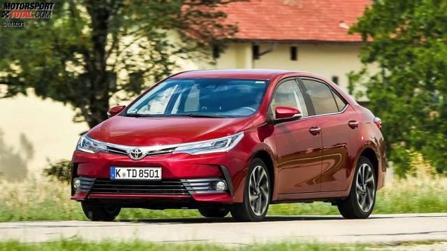 Toyota Corolla 2018 Im Test Es Gibt Ihn Tatsachlich Noch