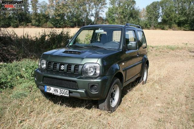 suzuki jimny 2018 im test abschiedsvorstellung. Black Bedroom Furniture Sets. Home Design Ideas