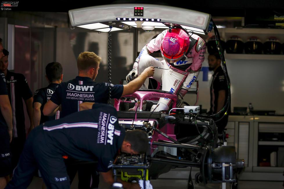 Esteban Ocon (Racing Point)