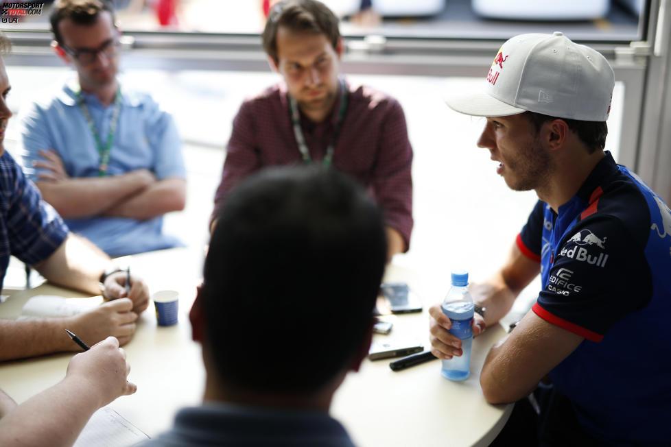 Pierre Gasly (Toro Rosso)