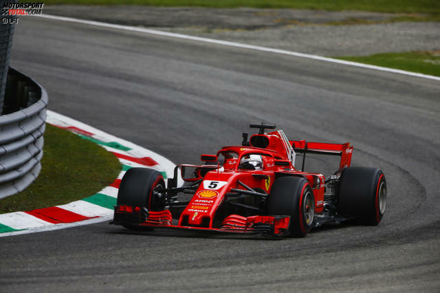 Formel 1 Monza 2018 Ferrari Am Freitag Auf Doppelsieg Kurs