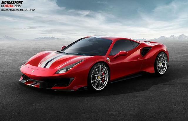 Ferrari 488 Pista 2018 Im Test Furiose Symphonie