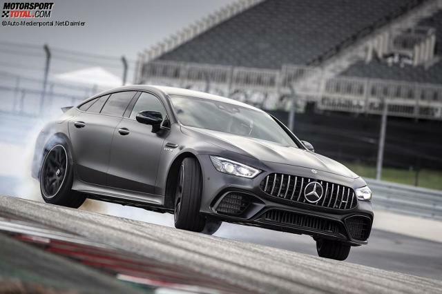 Mercedes Amg Gt Grau