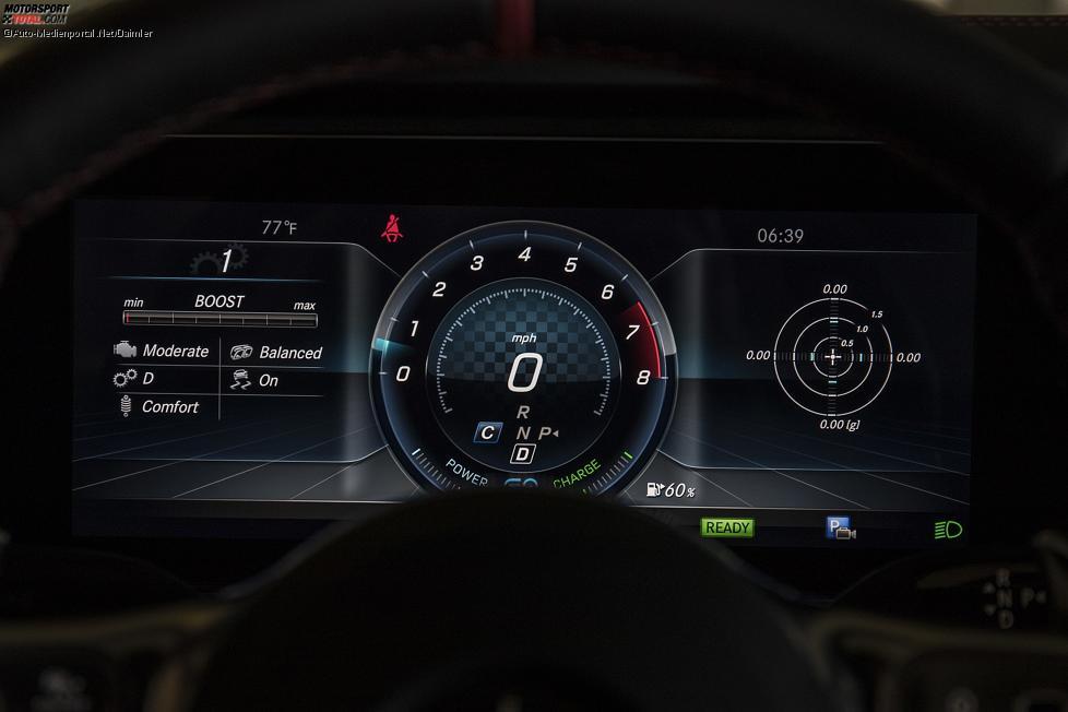 Mercedes-AMG GT 53 2018