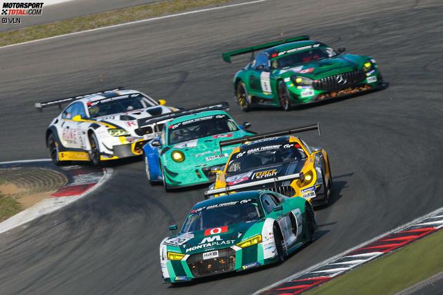 Gt3 Kategorie Nurburgring Trotz Rekorden Keine Einbremsung Geplant