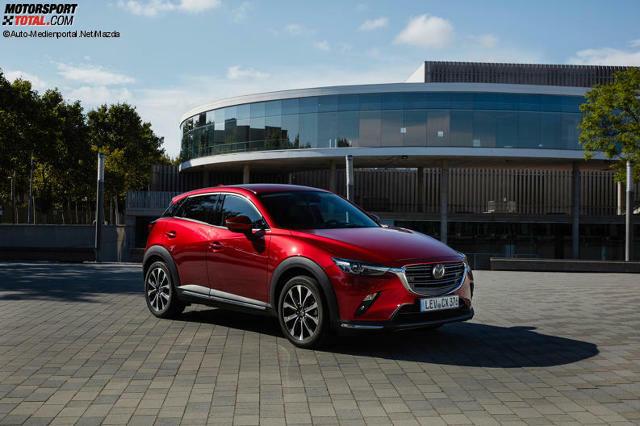 Mazda Cx 3 2019 Facelift Vorstellung Infos Zu Preis Masse Kofferraum