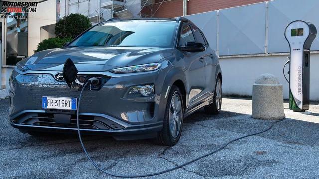 Verbrauchstest Hyundai Kona Elektro 2019 Wie Sparsam Ist Das Suv