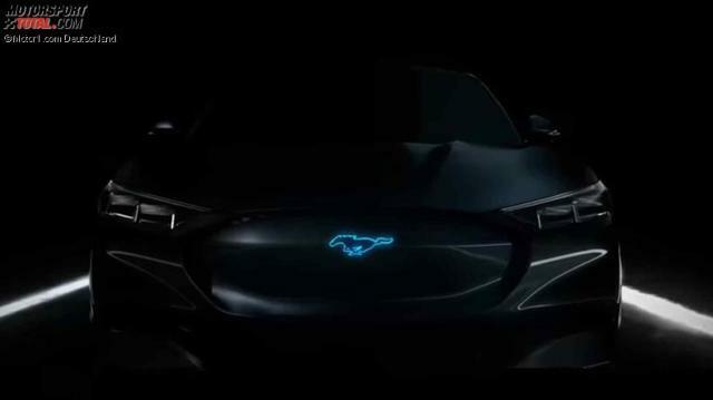 Ford Mustang Electric Die Erste Attacke Gegen Tesla Kommt 2020