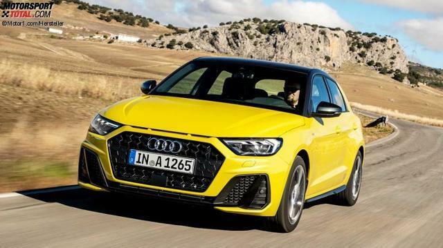 Audi A1 2019 Im Test Was Kann Der Edle Verwandte Des Vw Polo