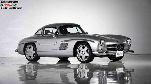 Dieser spezielle Mercedes 300 SL ist ein Oldtimer-Verbrechen!