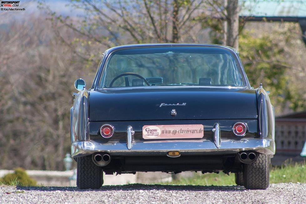 Facel Vega II, 1961