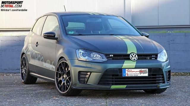 Wimmer Vw Polo R Wrc Tuning Mit 420 Ps Altes Modell Mit