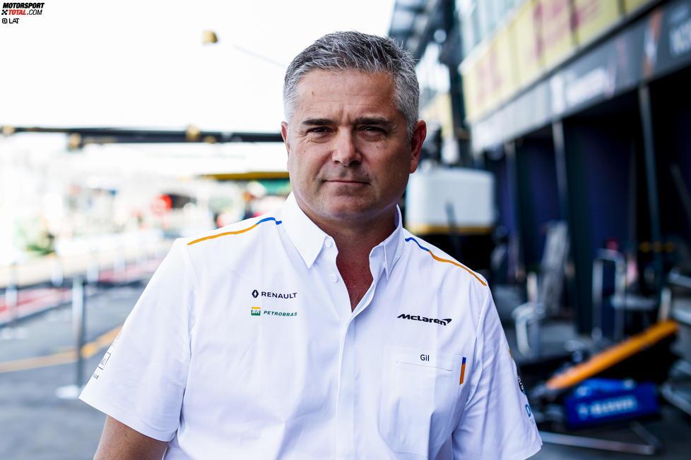 Gil de Ferran (McLaren)