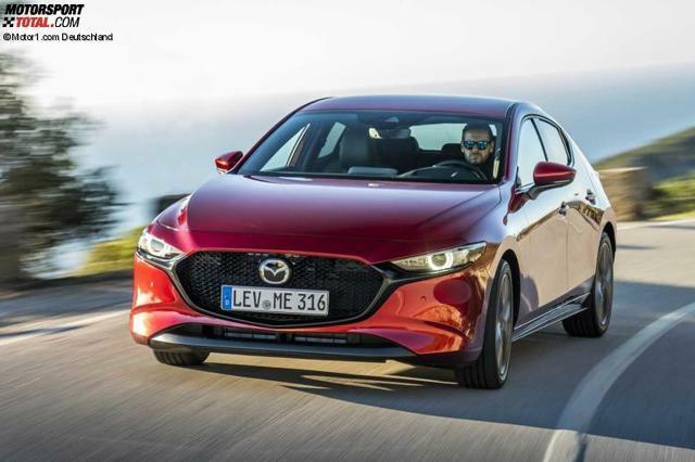 Mazda 3 2019 Im Test Der Golf Gegner Ist Richtig Schick