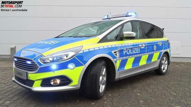 Polizei Nrw Auto