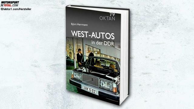 "Buch ""West-Autos in der DDR"""