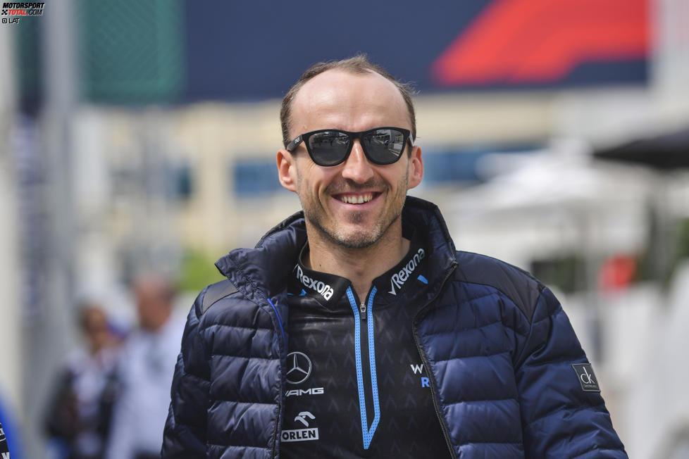 Robert Kubica (Williams)
