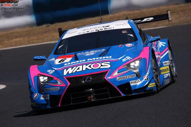 Live-Streams am Wochenende: Super GT, Blancpain, Porsche-Cup