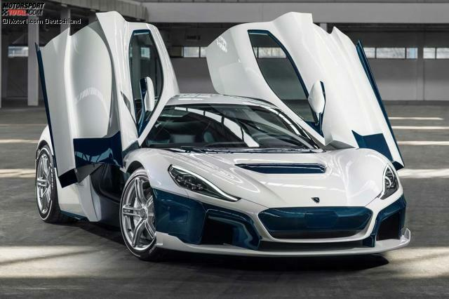 Rimac C_Two (2019)