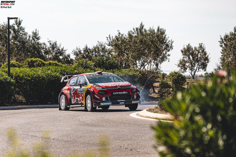 Pierre Gasly und Sebastian Ogier: Gemeinsamer Rallye-Ausflug vor dem Grand Prix von Kanada
