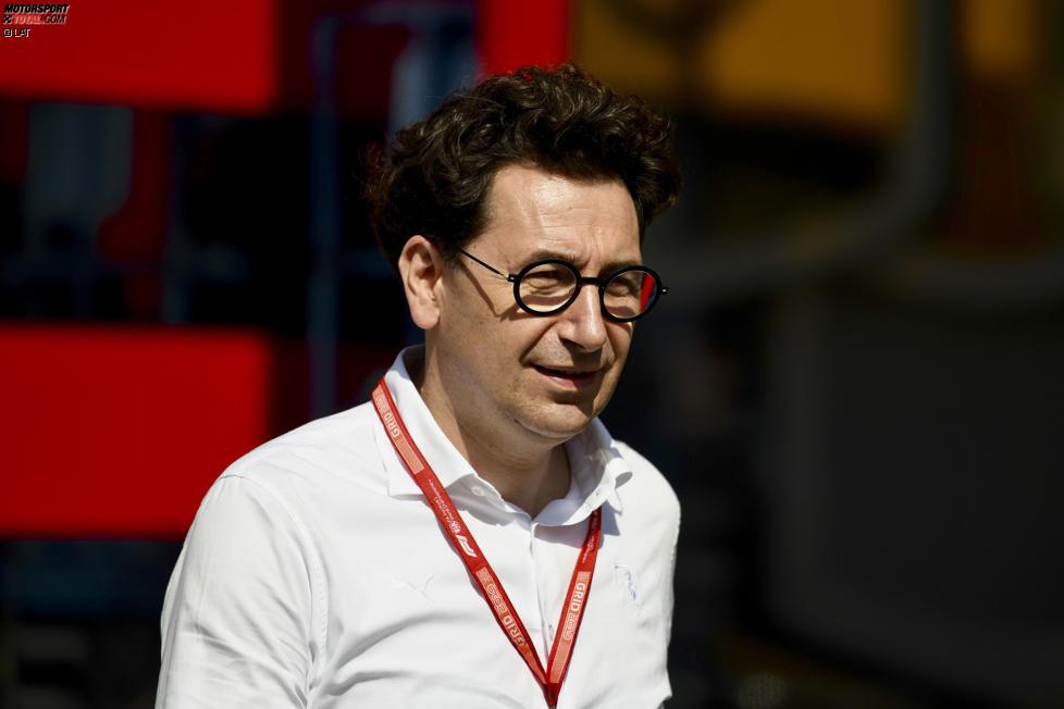Mattia Binotto