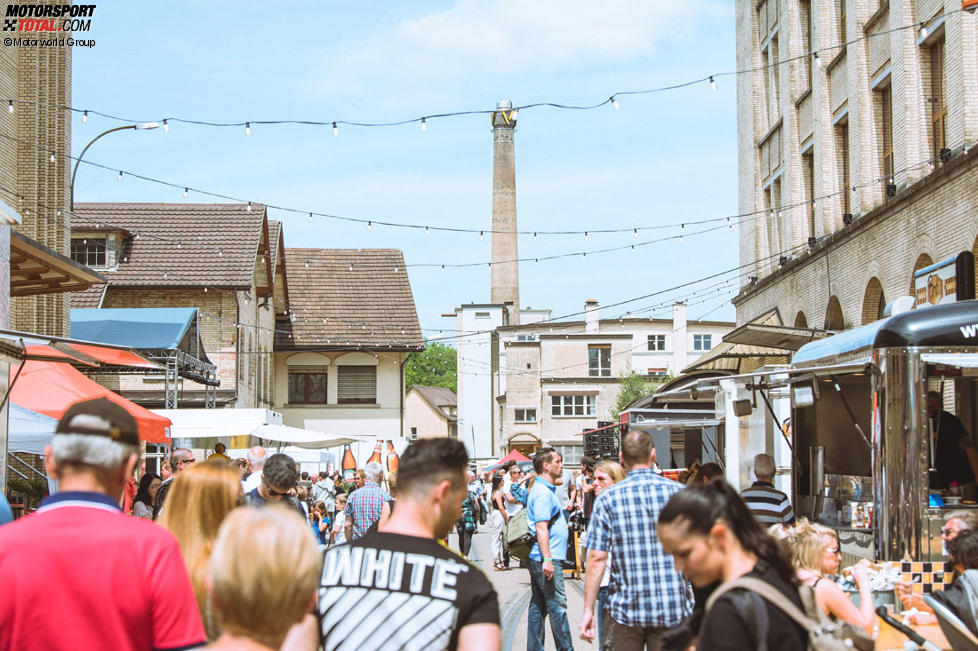 "Open Days im ""The Valley"", Juni 2019"