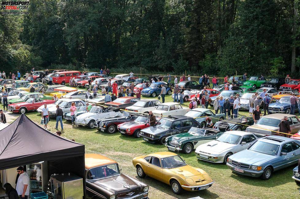 Motorworld Oldtimertage Fürstenfeld – so schön war's 2018