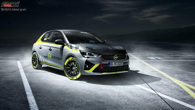 Opel Corsa e-Rally: Das erste Elektro-Rallyeauto