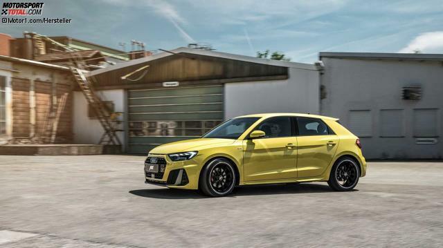 Audi A1 Sportback 2019 Von Abt Wird Zum Beinahe S1