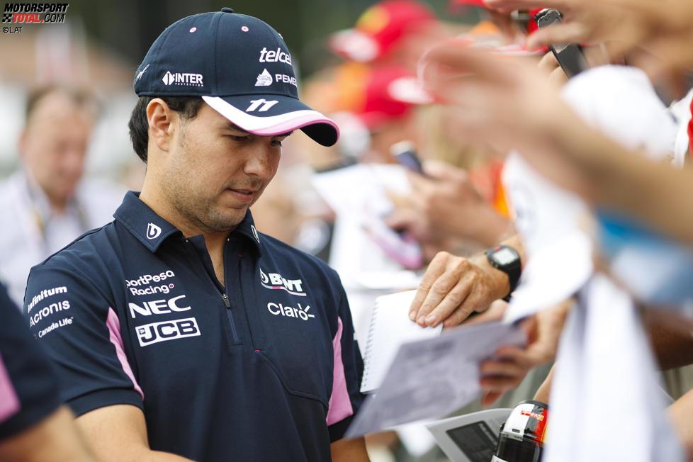 Sergio Perez (Racing Point)