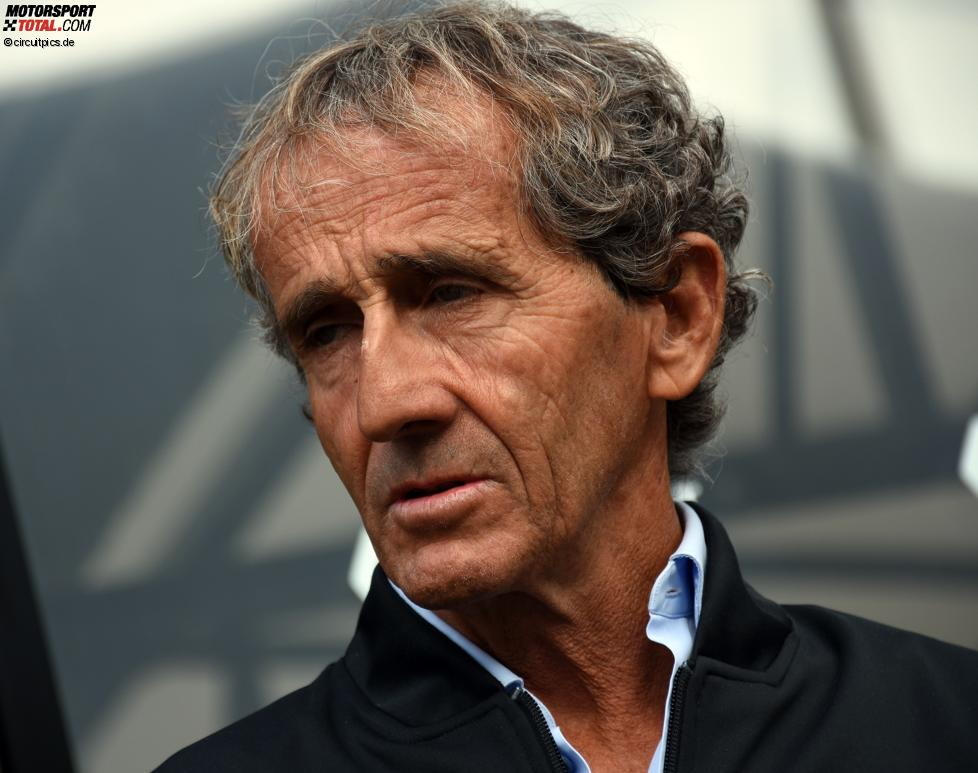 Alain Prost (Renault)