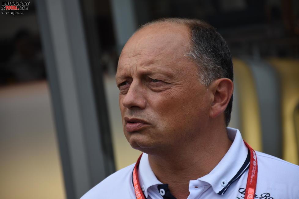 Frederic Vasseur (Alfa Romeo)
